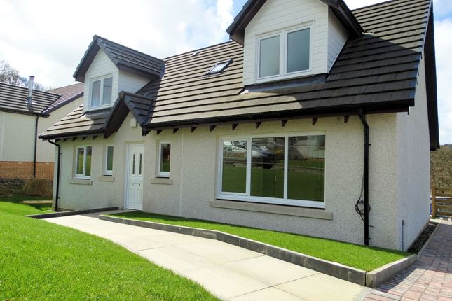 Thumbnail Detached house for sale in New Builds Fernoch Crescent, Lochgilphead