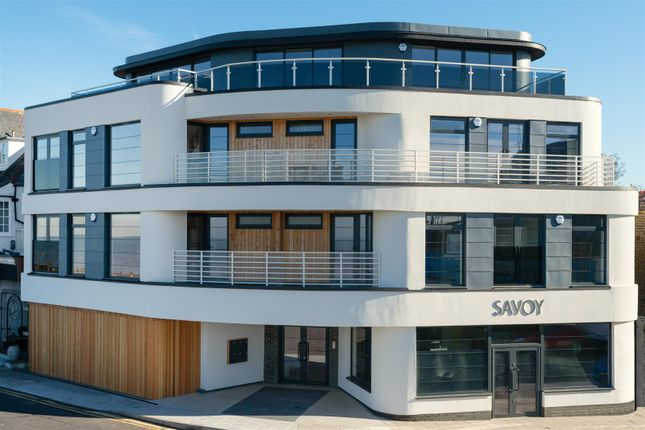 2 bed flat to rent in Beach Walk, Whitstable CT5