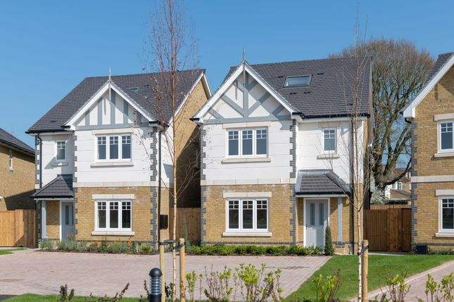 Thumbnail Detached house for sale in Plot 13, Compass Fields, Bucks Avenue, Watford