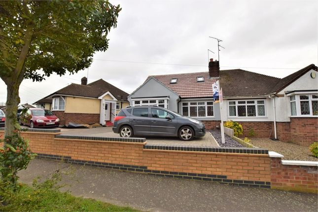 Semi-detached bungalow for sale in Greenhills Road, Whitehills, Northampton