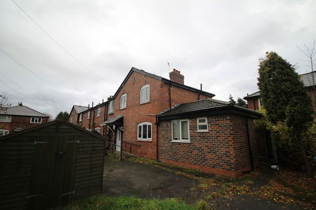 Thumbnail Terraced house for sale in Colwyn Avenue, Ladybarn/ Fallowfield, Manchester