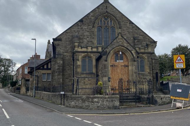 Thumbnail Leisure/hospitality for sale in Greenside Methodist Church, Rookwood Hill Road, Greenside, Ryton