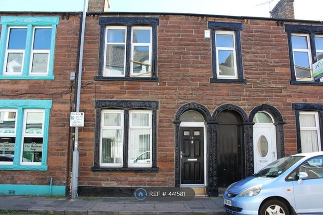 Thumbnail Terraced house to rent in John Street, Workington