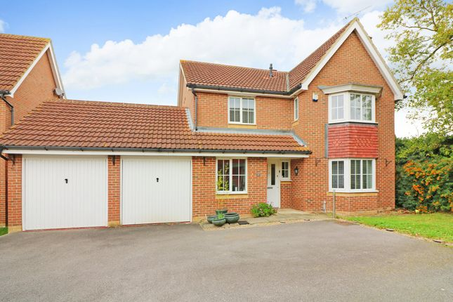 Thumbnail Detached house to rent in Collar Makers Green, Ash, Canterbury