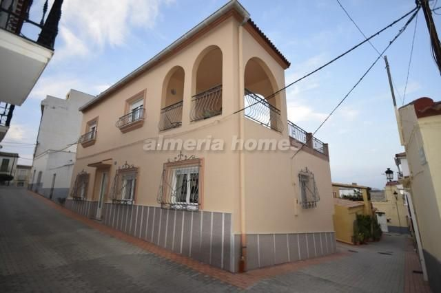 Thumbnail Town house for sale in Casa Morena, Antas, Almeria