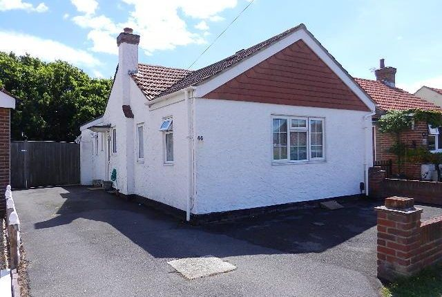Thumbnail Detached bungalow for sale in Sea Front Estate, Hayling Island
