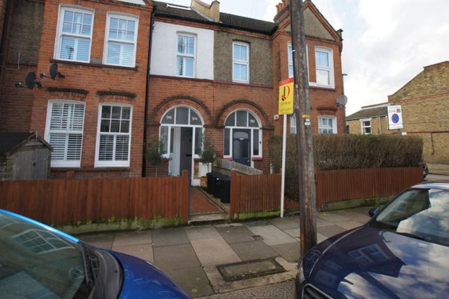Thumbnail Maisonette to rent in Tranmere Road, Earlsfield