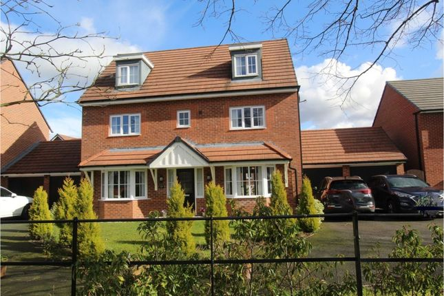 5 bed detached house for sale in Stubbs Lane, Northwich CW9