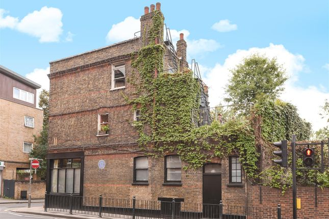Thumbnail End terrace house for sale in Vallance Road, London