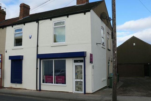 Thumbnail Terraced house to rent in High Street, Kippax, Leeds