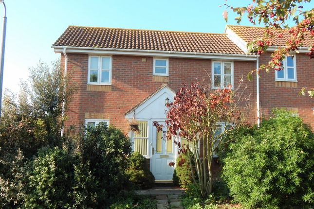 Semi-detached house for sale in Chaffinch Drive, Dovercourt