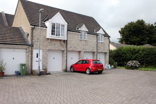 Thumbnail Town house to rent in Manor Way, Tavistock
