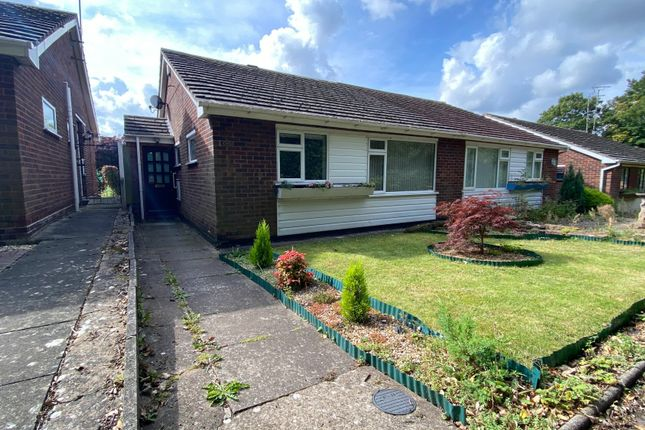 Thumbnail Semi-detached bungalow for sale in Stare Green, Cannon Park, Coventry