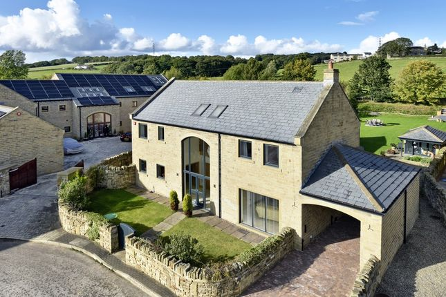Thumbnail Detached house for sale in Whitley Willows, Addlecroft Lane, Lepton