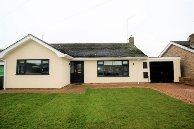 Thumbnail Detached bungalow for sale in Cambridge Road, Stamford