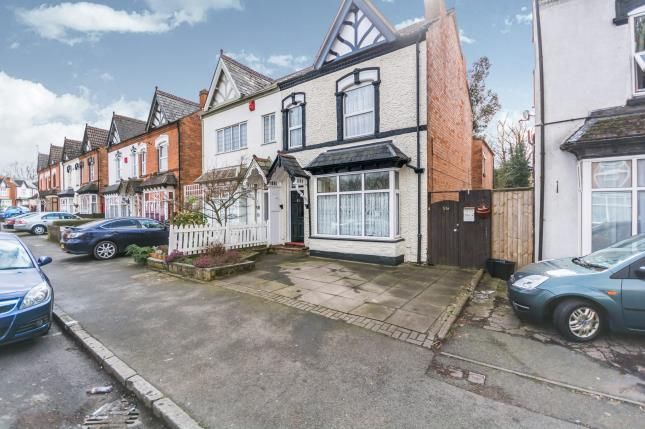 Thumbnail Semi-detached house for sale in Oxford Road, Acocks Green, Birmingham, West Midlands