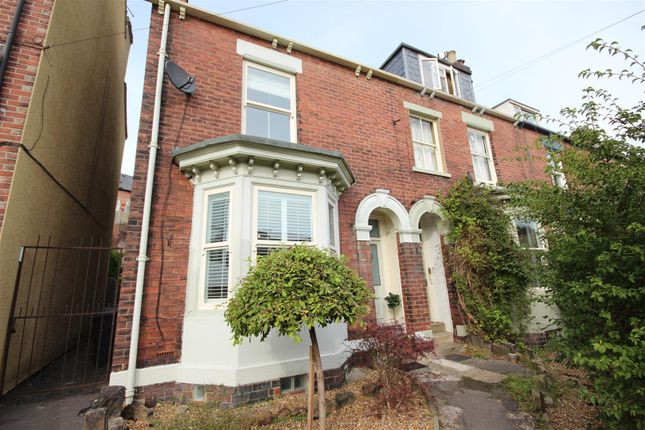 4 bed end terrace house for sale in Oakbrook Road, Sheffield S11
