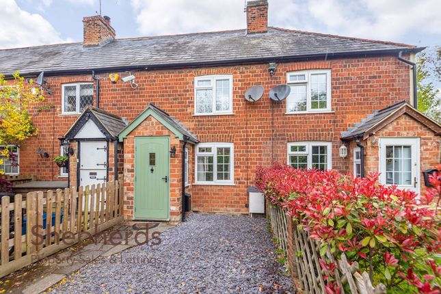 Thumbnail Terraced house for sale in Sibley Row, Common Road, Nazeing Common, Essex