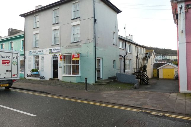 Commercial property for sale in Market Street, Aberaeron, Ceredigion