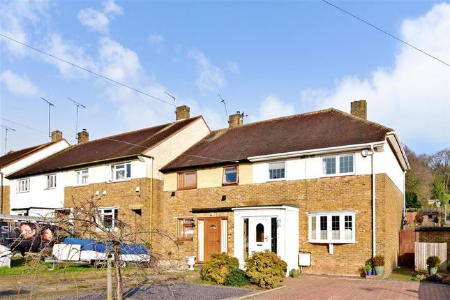 Thumbnail End terrace house for sale in Midhurst Hill, Bexleyheath, Kent