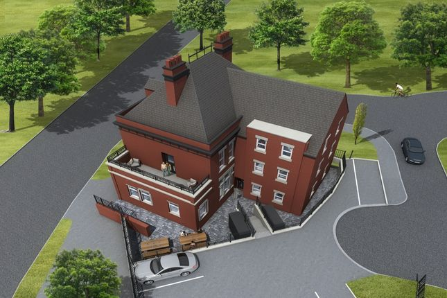 Thumbnail 1 bed flat for sale in Bow Garrett Brinksway, Stockport, Cheshire