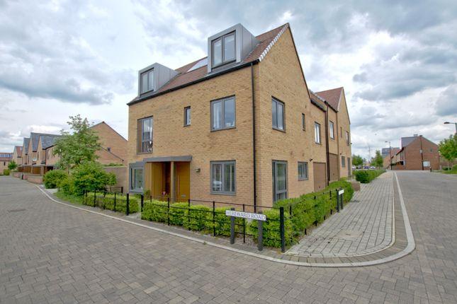Thumbnail Semi-detached house for sale in Hereward Road, Trumpington, Cambridge, Cambridgeshire