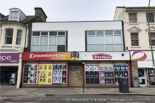 Thumbnail Retail premises to let in 46 - 47 London Road, Brighton, East Sussex