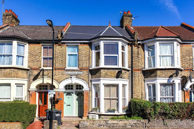 Thumbnail Flat for sale in Brunswick Road, London