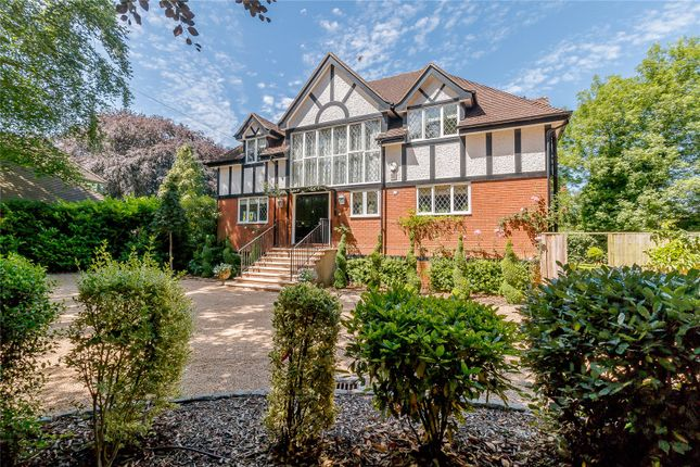 Thumbnail Detached house for sale in Fishery Road, Bray, Maidenhead, Berkshire