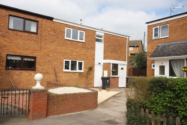 Thumbnail Semi-detached house to rent in Falcon Crescent, Bidford On Avon