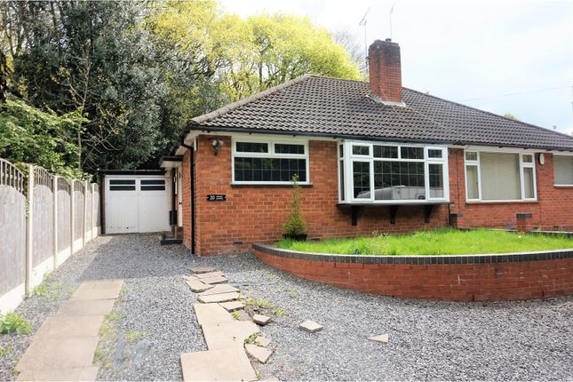 Thumbnail Semi-detached bungalow for sale in Mears Coppice, Brierley Hill