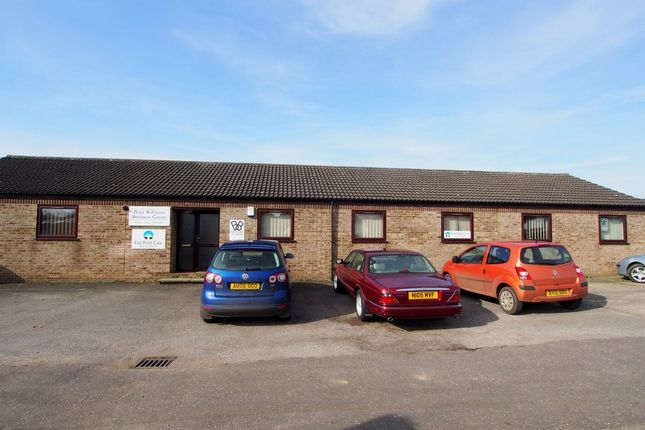 Thumbnail Commercial property to let in Industrial Estate, Valleyside, Wymondham