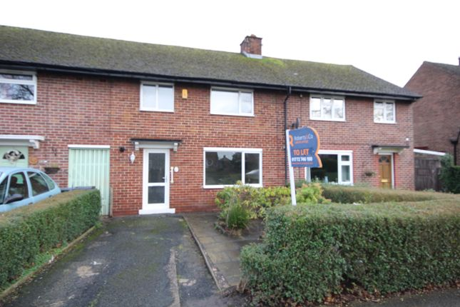 Thumbnail Terraced house to rent in Kingsfold Drive, Penwortham, Preston