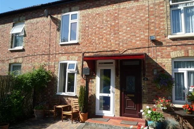 Thumbnail Terraced house to rent in Station Road, Dunton Green, Sevenoaks