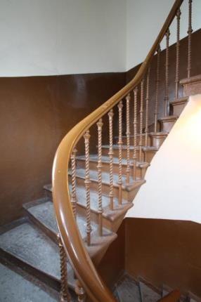 Stairs of Low Glencairn Street, Kilmarnock, East Ayrshire KA1
