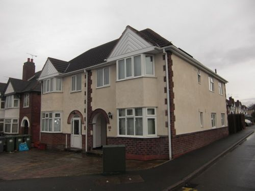 Thumbnail Flat to rent in Flat 2, 10 Llewellyn Road, Leamington Spa