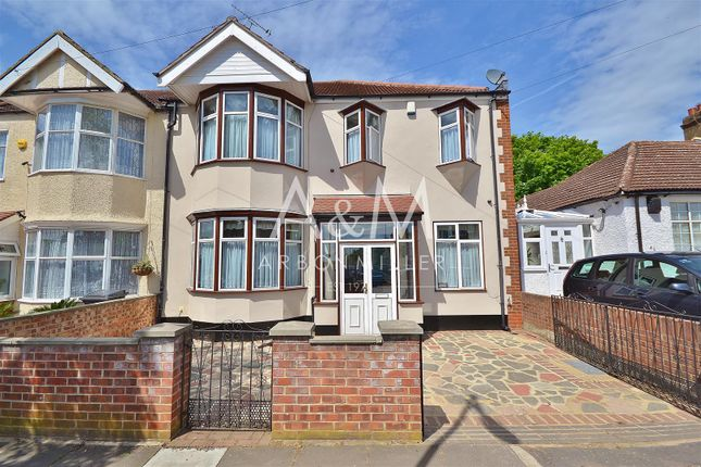 Thumbnail Semi-detached house for sale in Chestnut Grove, Ilford