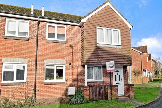 Thumbnail Maisonette for sale in Windsor Close, Southwater, West Sussex