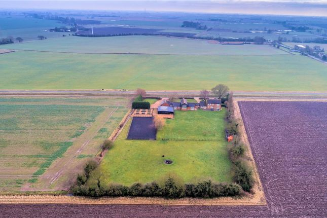 Thumbnail Detached house for sale in Birds Drove, Sutton St. James, Spalding, Lincolnshire