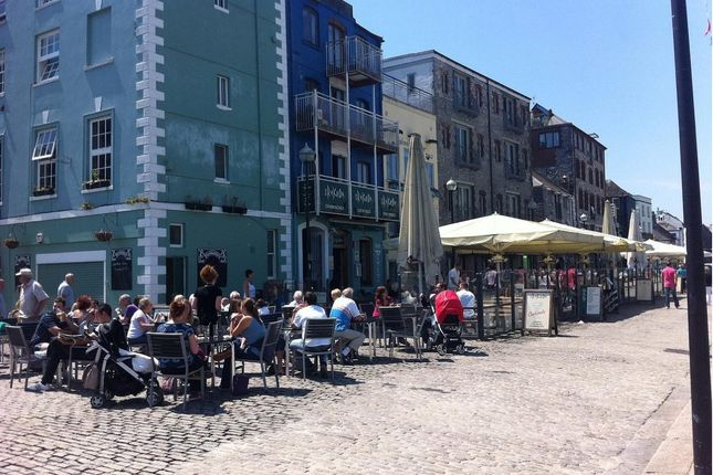 Thumbnail Flat for sale in Quay Road, Plymouth