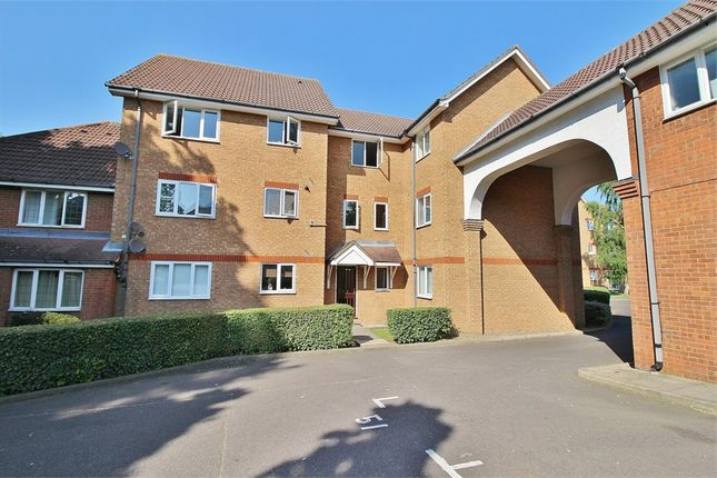 Thumbnail Flat for sale in Eagle Close, Waltham Abbey, Essex
