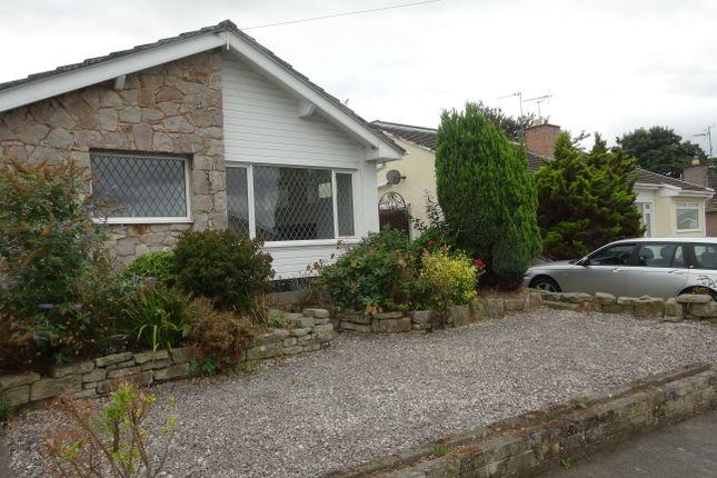 Thumbnail Detached bungalow to rent in Kerfoot Avenue, Rhuddlan, Rhyl