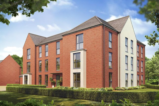 "Thumbnail Flat for sale in ""Madison"" at Fen Street, Wavendon, Milton Keynes"