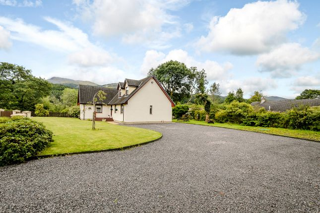 Thumbnail Detached house for sale in Auchindarroch Road, Duror, Appin