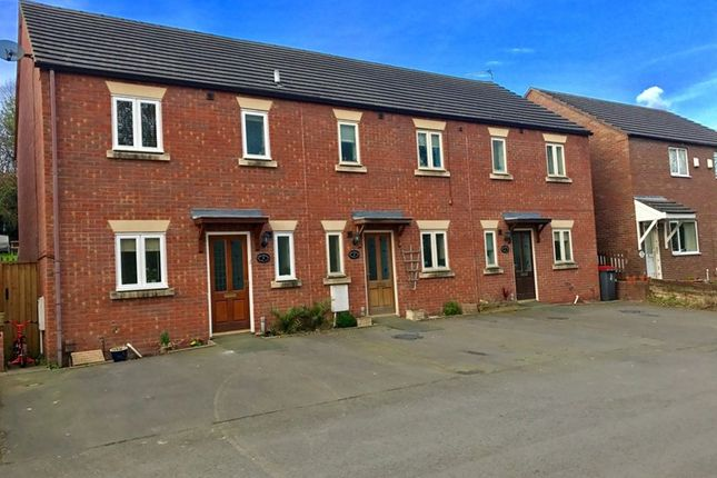 Thumbnail Terraced house for sale in The Mews, Chapel Lane, Telford