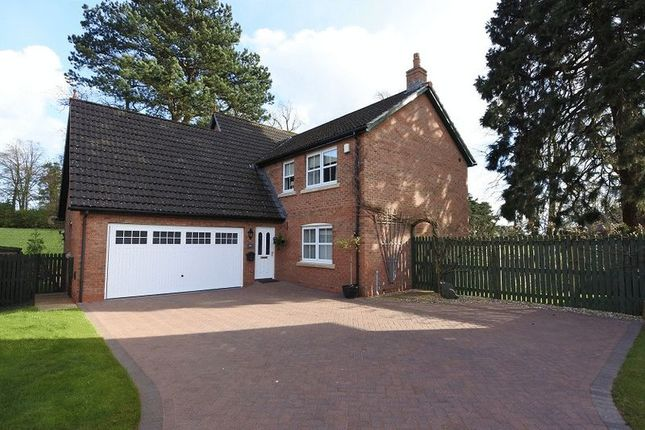 Thumbnail Detached house for sale in Cherry Lane, Carlisle