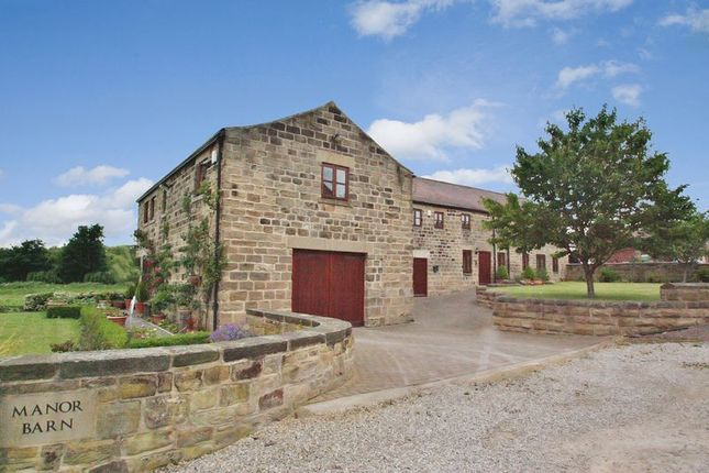 Thumbnail Barn conversion for sale in Manor Farm Lane, Wragby, Wakefield