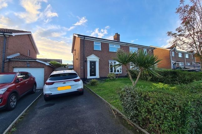 3 bed semi-detached house for sale in Towerview Crescent, Bangor BT19