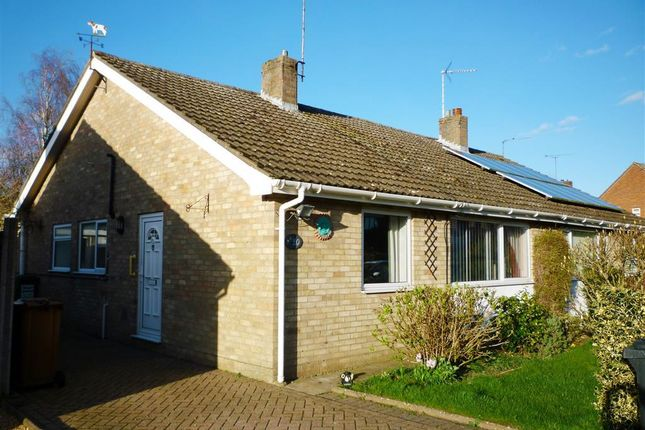 Thumbnail Bungalow to rent in Digby Drive, Fakenham