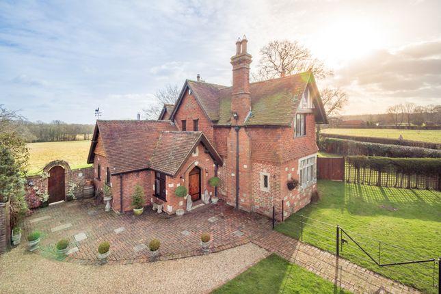 Thumbnail Detached house for sale in Four Elms, Edenbridge